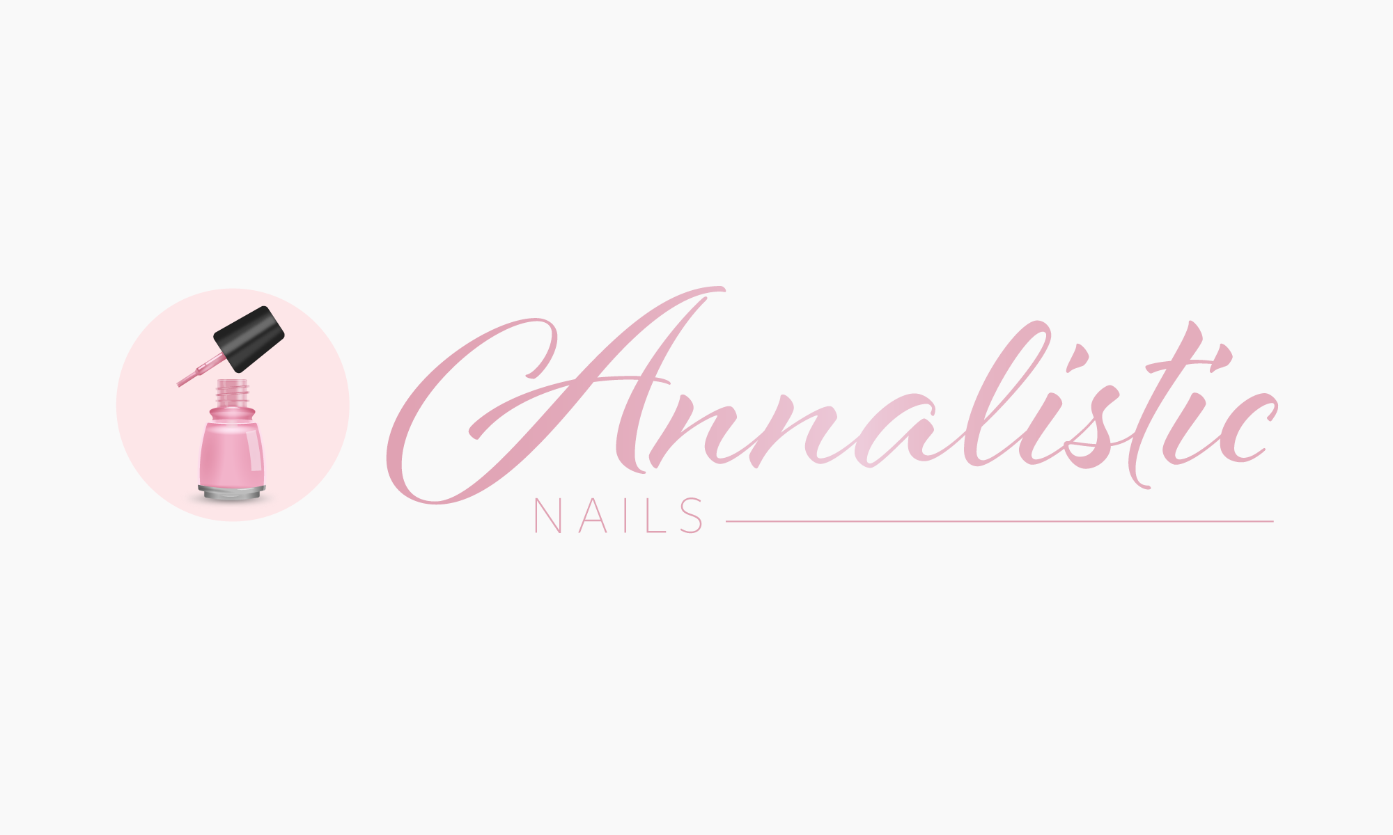 Annalistic Nails Logo